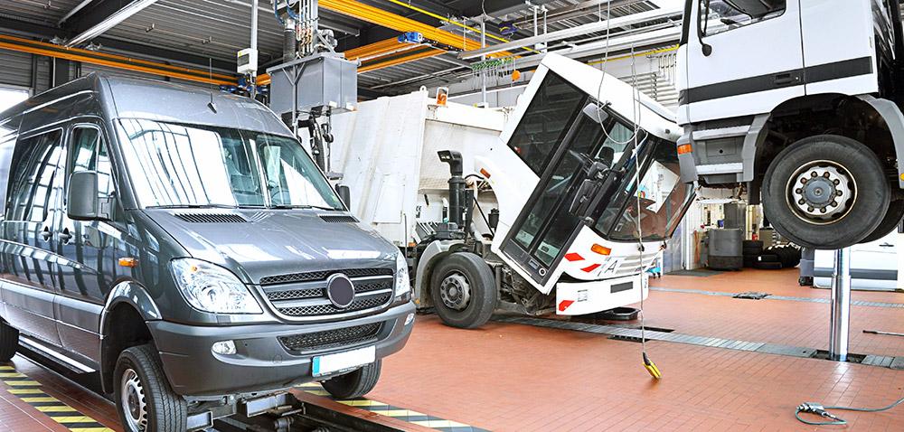 Carrossage spécifique <span> de camion</span>