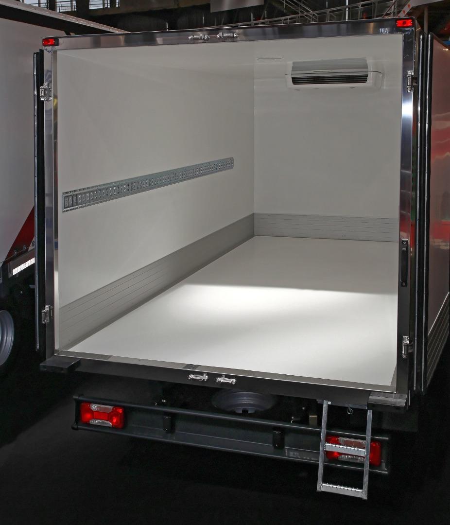 Équipement groupe frigorifique pour véhicule